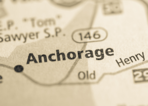 Anchorage Kentucky on map