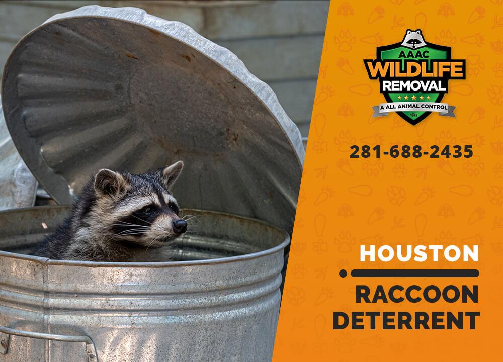 houston raccoon deterrents